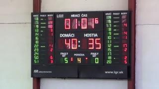 Inter Bratislava - BBC Banská Bystrica