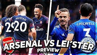 Download Video Arsenal vs Leicester City Preview   Can The Gunners Make It Ten in a Row? MP3 3GP MP4