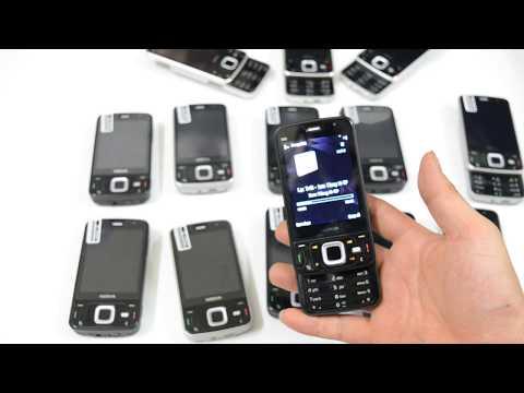 NOKIA N96 hàng chính hãng có mặt Tại ALOFONE.VN