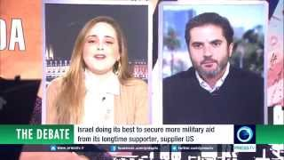 Philippe Assouline debates anti-Israel demonization, EU labels, and BDS on Iran