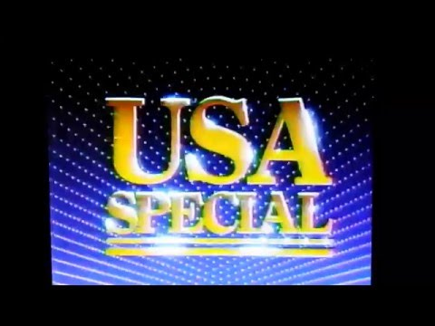 USA Network Special Presentation Bumper