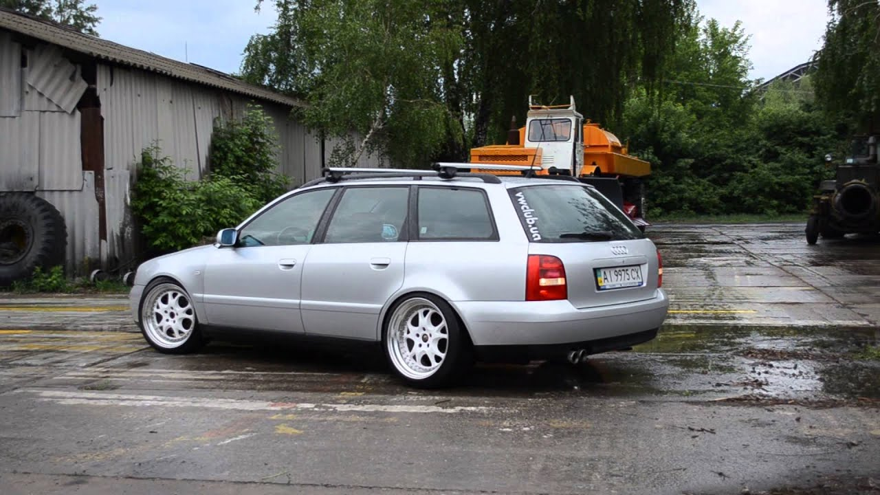 Audi A4b5 10j 9j Et40 R18 Youtube