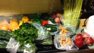 Making Juice with Ghosts in My House - Juice Feast Day 3 Vlog Dec 5, 2014