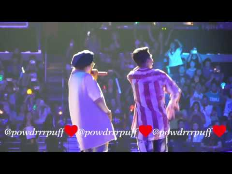 FANCAM - DEAN & ZICO - POUR UP -   Kcon LA 2016 160730