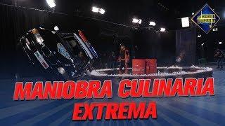 Patrick Folco hace una maniobra culinaria extrema - El Hormiguero