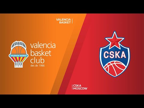 Valencia Basket - CSKA Moscow Highlights  Turkish Airlines EuroLeague, RS Round 24