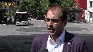 Warnstreiks im Busverkehr - 98% der Busfahrer wollen weiter streiken