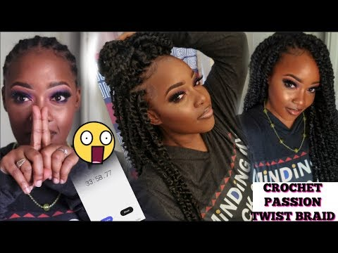 33-minute-crochet-passion-twists!!-finally,-no-more-hrs-of-twisting!!-|-janet-collection