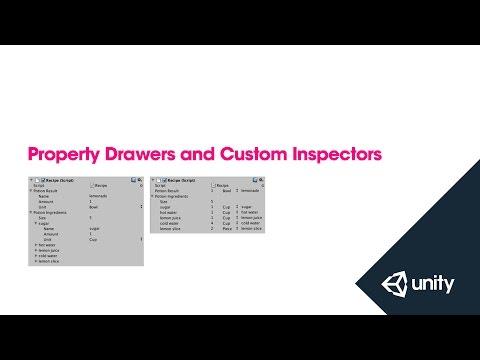 Live Training 3rd November 2014 -  Property Drawers & Custom Inspectors