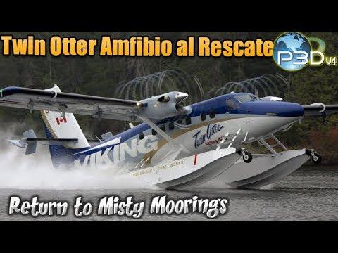 [P3Dv4] Emergencia Medica - RTMM - Aerosoft Twin Otter
