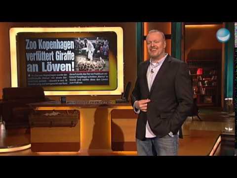 Neues Dönerfleisch aus dem Zoo - TV total