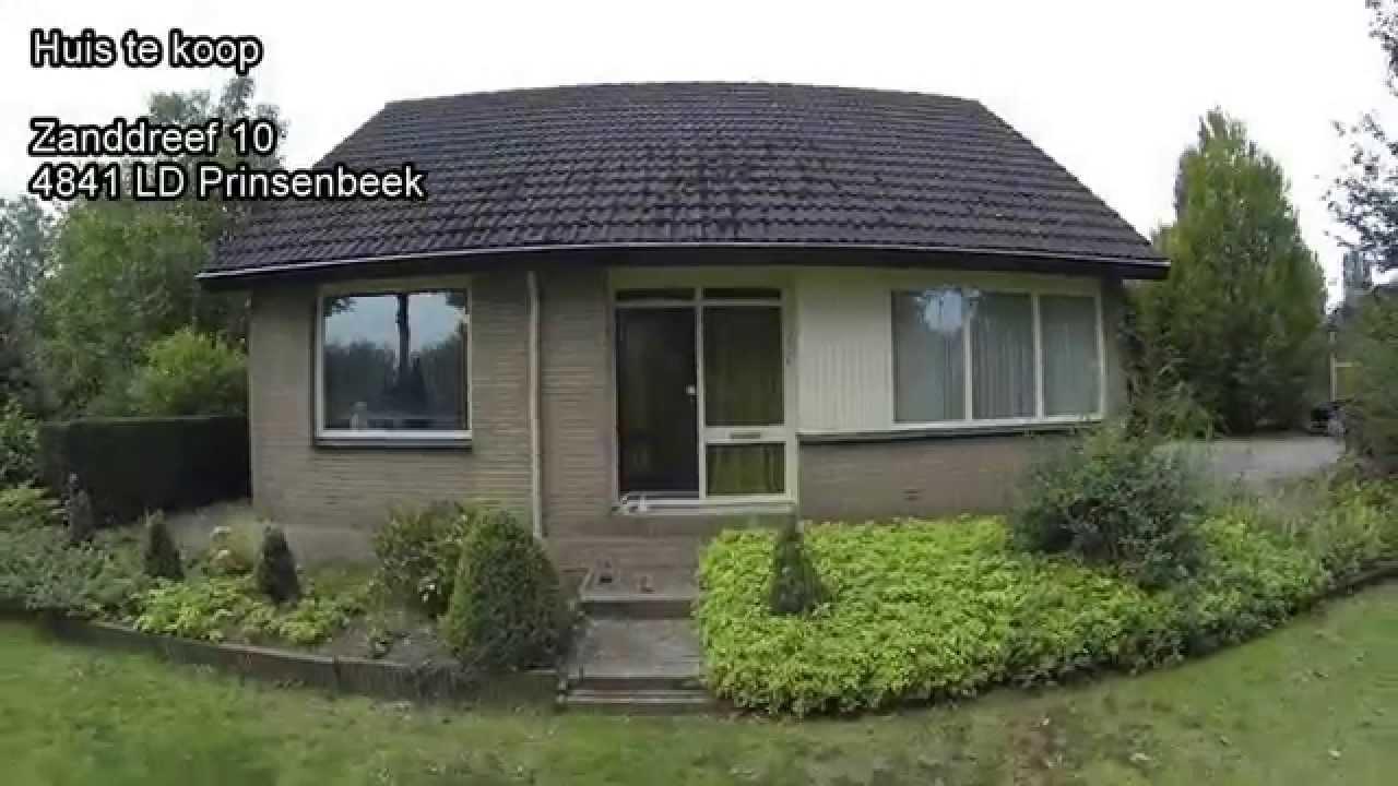 Huis te koop zanddreef 10 prinsenbeek bij breda youtube for Lovendegem huis te koop