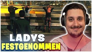 LADYS WERDEN FESTGENOMMEN! | Best of Shlorox #275 Stream Highlights | GTA 5 RP