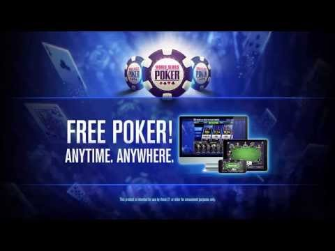 Play WSOP Commercial – Free Online Poker