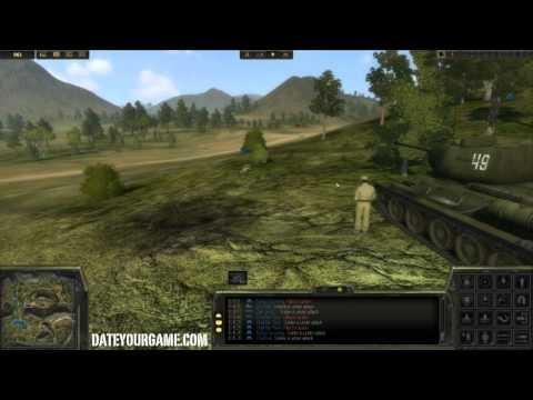 Theatre of War 3: Korea Gameplay