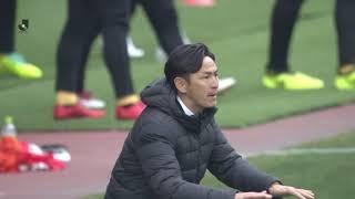 2018年2月25日(日)に行われた明治安田生命J1リーグ 第1節 仙台vs柏...