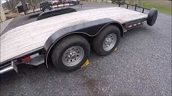 What kind of trailer for hauling tractor Part 1 of 2