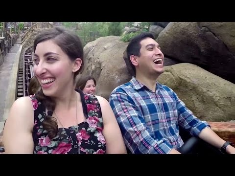 On a Mine Train Ride We Go | Disney Insider - Disney Insider  - -by-zVukfk4 -