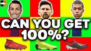Testing Their Football Knowledge! Ronaldo, Messi, Neymar & Mbappe!