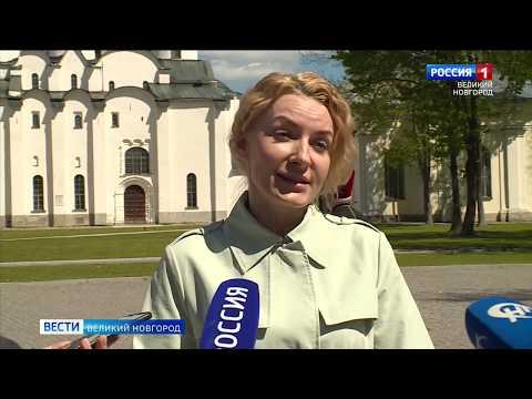 ГТРК СЛАВИЯ Вести Великий Новгород 25 05 20 дневной выпуск
