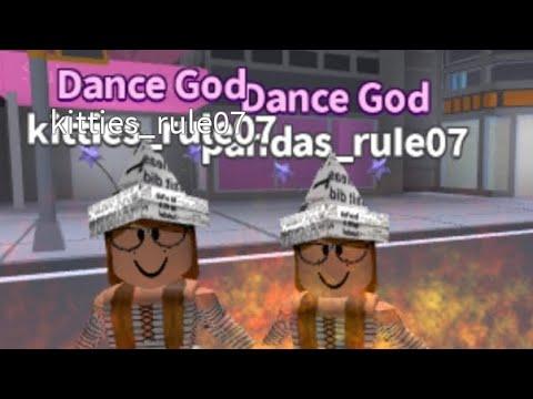 Roblox dance off: Milk and cookies ft: My bestie ID in desc - YouTube