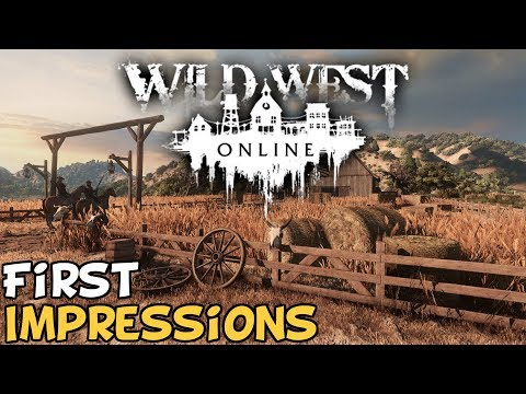 Wild West Online (Early Access) First Impressions