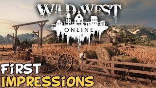 "Wild West Online (Early Access) First Impressions ""Is It Worth Playing?"""