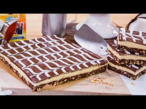 Home & Family - Award Winning Chocolaty Nanaimo Bar Recipe from 'Taste of Home' Magazine
