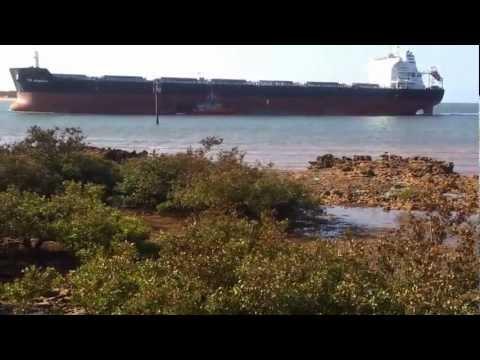 Love Boat Visits Port Hedland with Celebrations