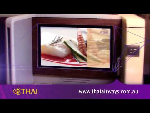 In Transit Media -Thai Airways -Bus TV
