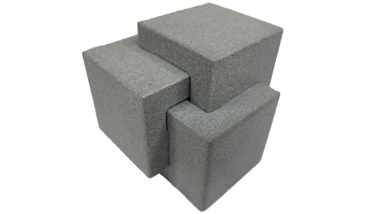 oskar 39 s cubes metalic youtube. Black Bedroom Furniture Sets. Home Design Ideas