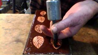Making leaves No 1.wmv