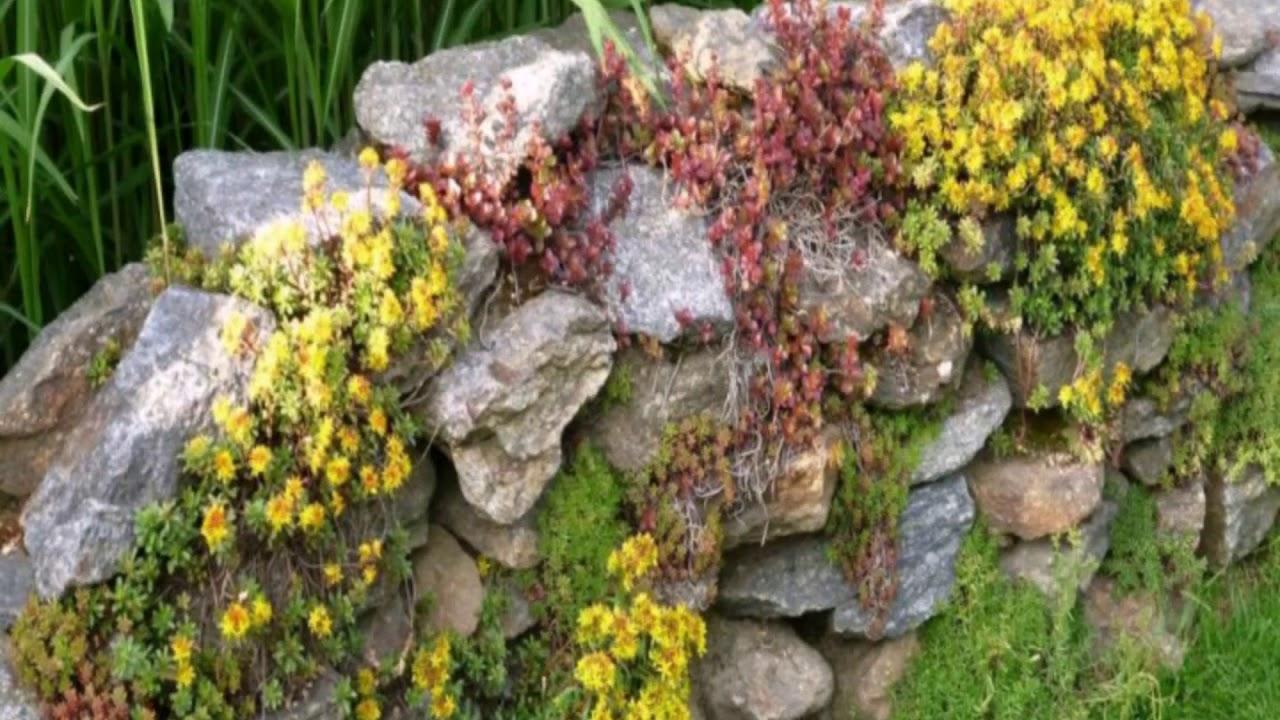 natursteinmauer garten hang, natursteinmauer garden - youtube, Design ideen