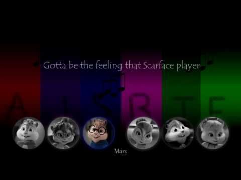 Club cant handle me by The Chipmunks and The Chipettes- lyrics