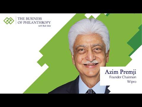 Azim Premji; A Conversation with Badr Jafar