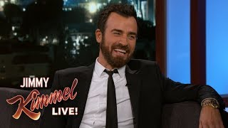 Justin Theroux Drew Vaginas with Queer Eye Guys