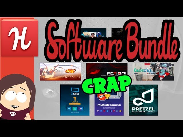 New Humble Software Streaming Bundle || Last Chance for Monthly