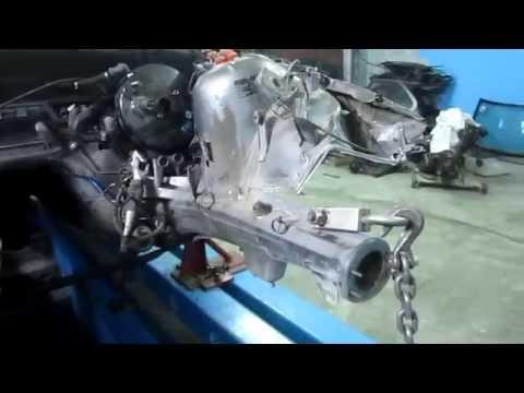 вытяжка BMW E36. неприятные моменты.  есть мат !