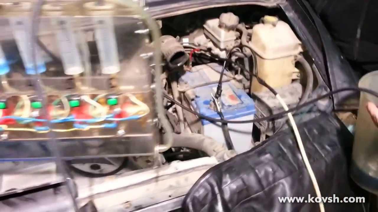 Утечка топлива, машина встает в аварийный режим  - Клуб любителей