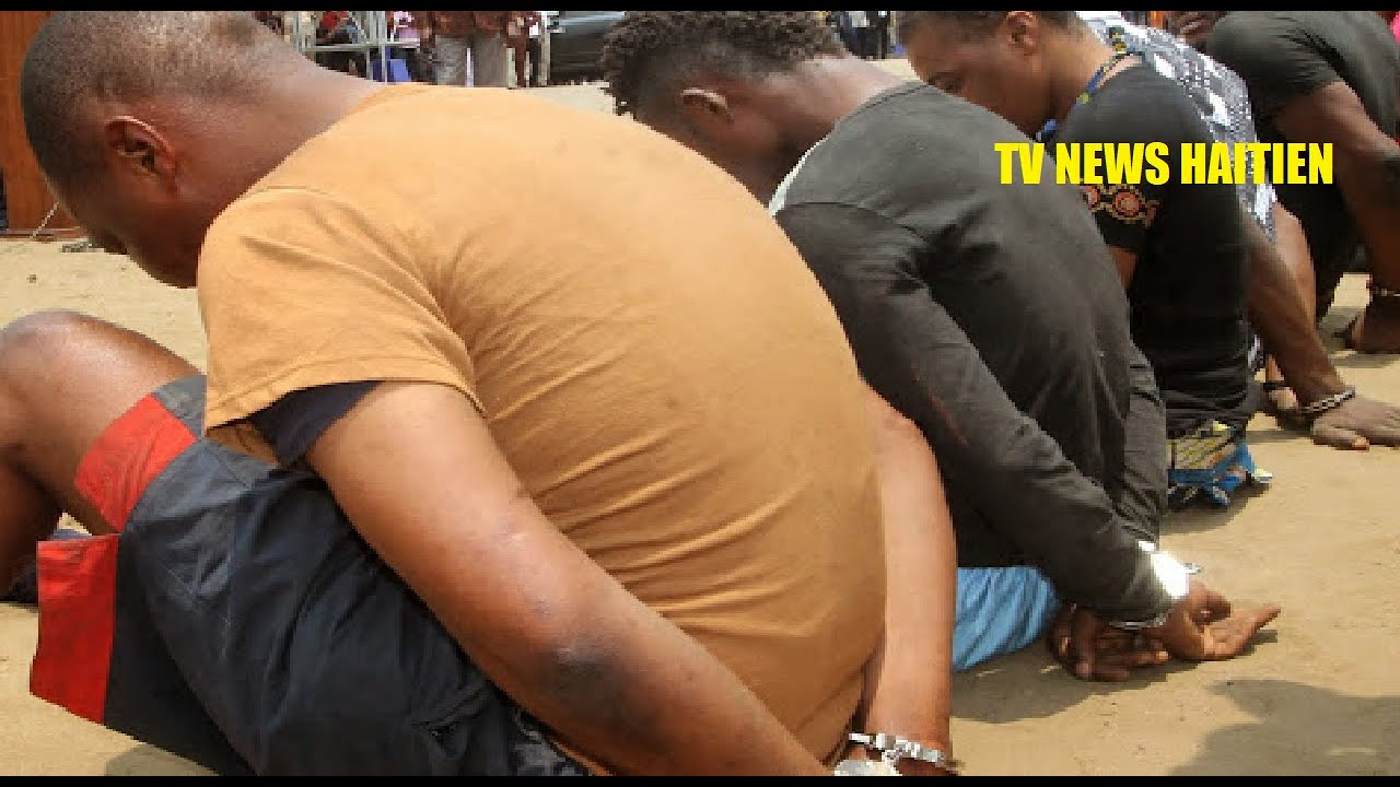 Download LA POLIS LAVE OKAP JODIA ANPIL GWO GANG ANBA KOD ANN GADE