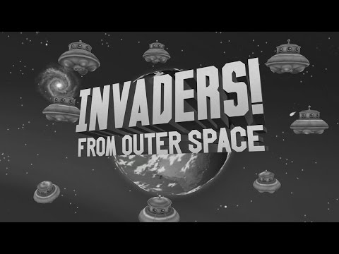 Invaders! From Outer Space -  iOS / Android / Amazon - HD Gameplay Trailer