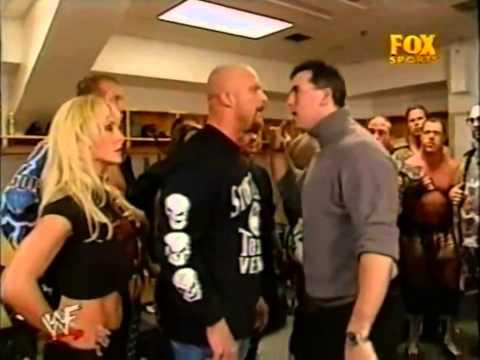 Every single WHAT! from Stone Cold Steve Austin
