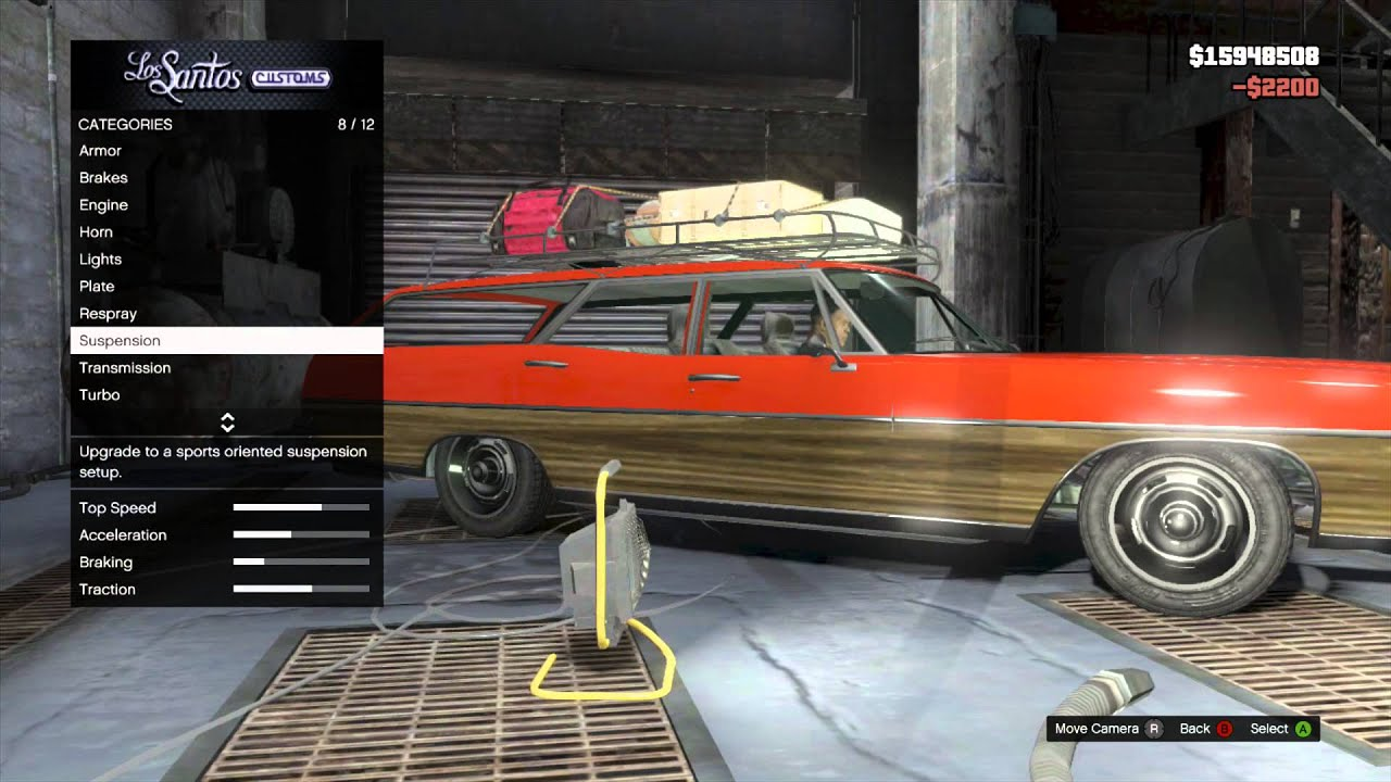 gta 5 modding trash cars - YouTube