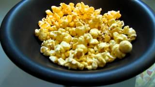 Angie Loves Southern Recipe's Cheesy Cajun Popcorn