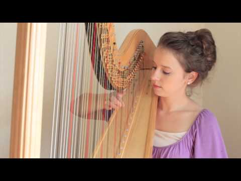 How To Play A Harp Glissando