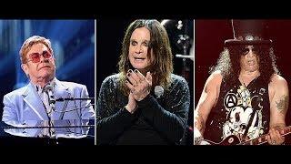 Guns N' Roses  Slash Appears on New Øzzy Track with Elton John