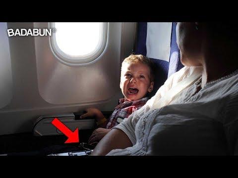 Trucos para viajar en avión con tu bebé. Ya no sufrirá
