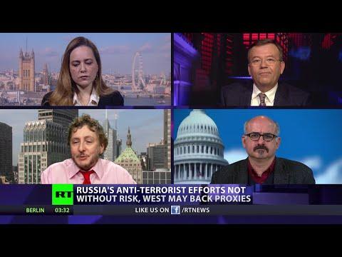 CrossTalk on Syria: Sulking Superpower