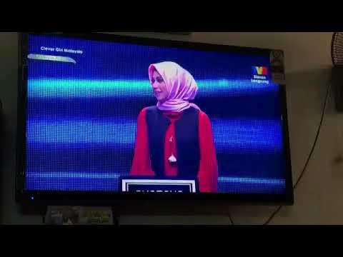 KANTOI SOALAN BOCOR CLEVER GIRL MALAYSIA 2017 TV3 ?
