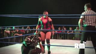 Tessa Blanchard vs Faby Apache / Impact Wrestling CDMX 2018